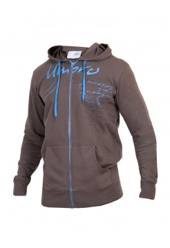 131704 Berg Hooded Jacket (8036) серый