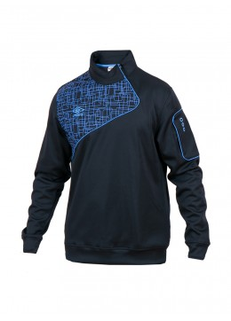 361514 Prodigy Training Top (067) чёрно-синий