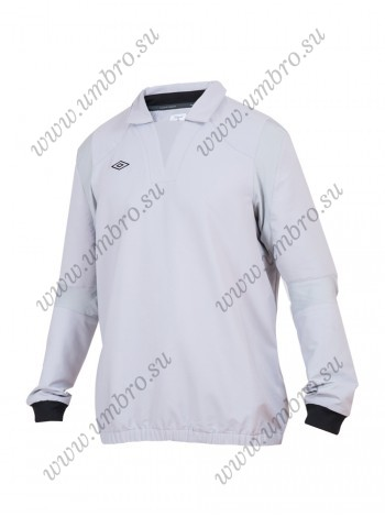 697944 FT Woven Drill Top (1MH) светлосерый