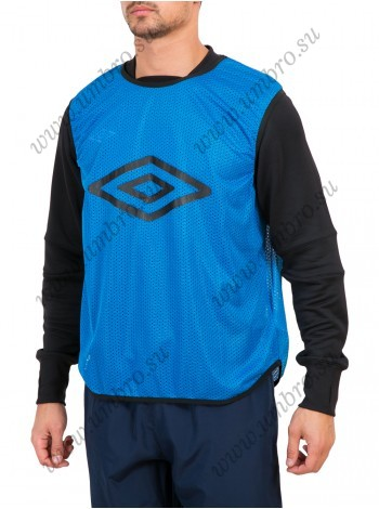 340114 Training Bib Big Logo (007) синий